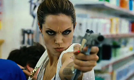 Jolie in Action Thriller Wanted