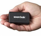 Zoombak: fits in the palm of your hand