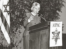 Jane Harman at AIPAC event in Arizona