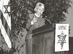 Jane Harman at AIPAC event in Arizona