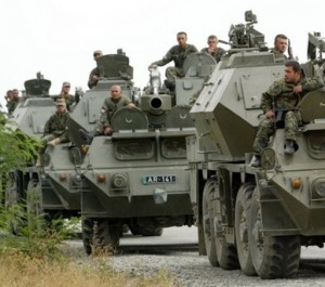 Russia Invades Georgia, August 2008