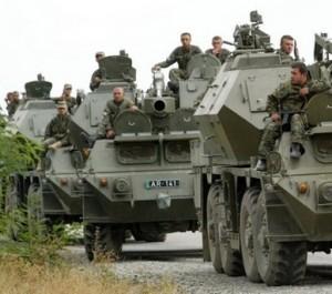 Russia Invades Georgia, August 2008