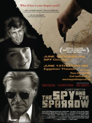 The Spy and the Sparrow movie poster