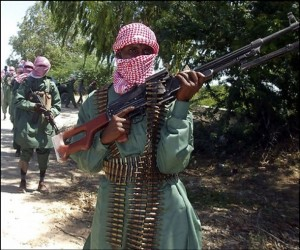 Kenyan fighters in Somali insurgency