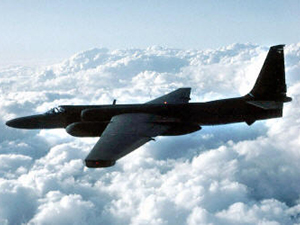 Lockheed Martins U-2 Spy Plane