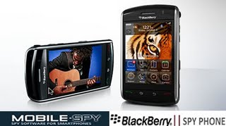 BlackBerry mobile spy software