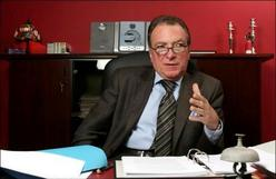 Belgian Spy Chief Alain Winants