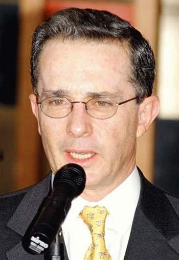 President Uribe
