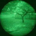 Seeing at night