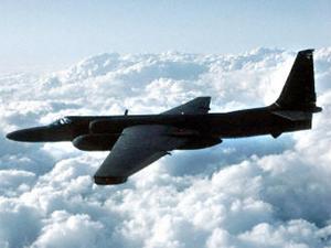 Lockheed Martins U-2 Spy Plane