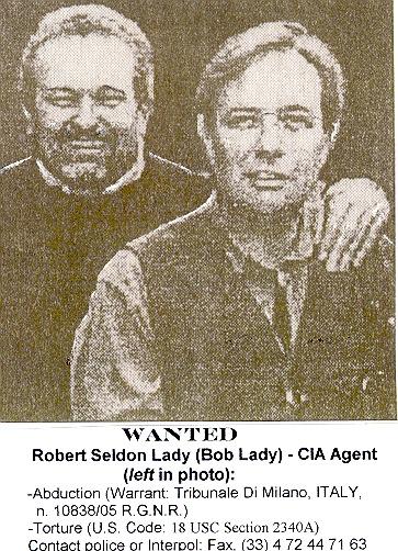 Wanted: Robert Seldon Lady