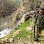Iraqi border guard