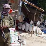 Insurgent in Somalia